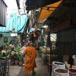 Monk in Bangkok