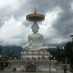 White Buddha 1
