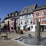 Marktplatz, Bad Camberg © Taunus Touristik Service e.V.