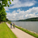 Bad Breisig, Rheinuferpromenade © Dominik Ketz