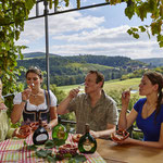 Impressionen von der Weinstraße Taubertal © TLT/Peter Frischmuth