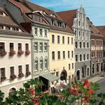 Görlitz Untermarkt (© Via Sacra / Groß)