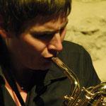 Maguelone Vidal, saxophones