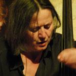 Joëlle Léandre, contrebasse