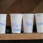 kurze Trinkpausen waren natürlich auch erlaubt ;)