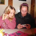 Kyra und Denise