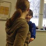 Geschwisterkampf unter Mario und Nicole