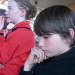 Nicole und Lukas