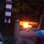und lagerfeuer :D