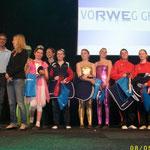 Foto mit allen Siegern und Platzierten