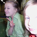 Kathi und Tesa ;)