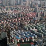 Shanghai aus dem Jinmao Tower 2