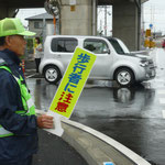 雀の宮下町自治会 唐沢照雄副会長