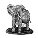 Thai Elephant, Available in the SHOP