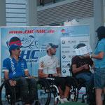 Andreas Kiemes wird zweiter in der MH1