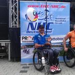 Der Sieger in der MH1: Andreas Kiemes
