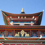Buddhistisches Kloster bei Iwolginsk nahe Ulan-Ude