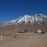 Grenzübergang nach Chile!