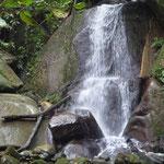 Wasserfall bei San Jerónimo