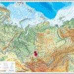 Transsib km 4098, Krasnojarsk