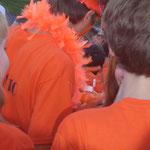 Dresscode: Orange