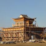 Kloster in Bau