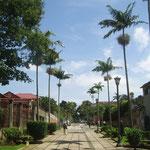 Bulevar del Museo Nacional in San José