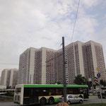 Wohnen in Moskau