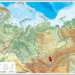 Insel Olchon im Baikalsee (ältester & tiefster Süßwassersee der Welt)