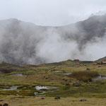 Die peruanischen Indigenen schaffen es, auf über 4.000 m von Subsistenzwirtschaft zu leben.