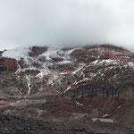 Wanderung auf den Chimborazo.