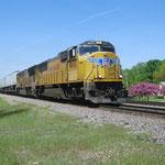 Züge fotografieren in Boone