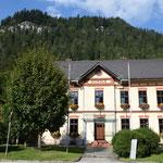 Schule in Mürzsteg
