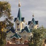 Kirche in Sljudjanka