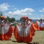 Tänze zum Unabhängigkeitstag