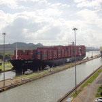 Am Panamakanal