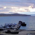 Hafen in Chuschir