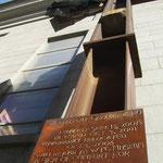 Kreuz am Ground Zero