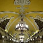 """Metro-Station """"Komsomolskaja"""""""