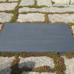 Grab eines Präsidenten