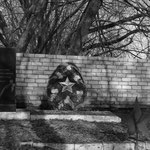 Friedhof bei Datschnyj.