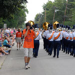 Als Yearbook-Paparazzo auf der Old Settler's Parade