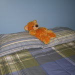 Teddybär im Dannen-Haus :)