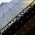 Trump Tower an der 5th Avenue