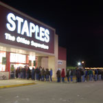 Black Friday in Marshalltown
