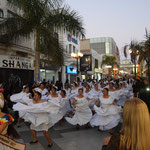 Tumba-Karneval in Arica.