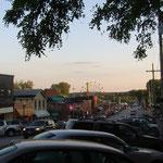 Parkville, eine beschauliche amerikanische Kleinstadt