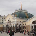 Bahnhof Krasnojarsk