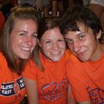 Mit Rachel und Beth