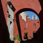 Kloster Santa Catalina.